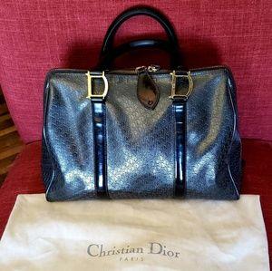 Christian Dior vintage bag w/dust bag